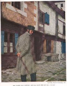 Les Miserables Gallery - His name was Javert - Book 1