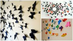 After an episode of Gossip Girlaired showing off Serena's butterfly wall decor, the want and need for butterflies scattered across the walls of homes increa...