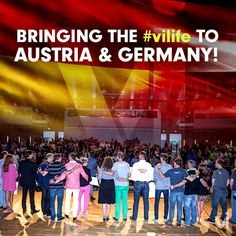 Bringing the #vilife to Austria & Germany! | ViSalus BlogViSalus Blog