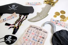 How to Do a Pirate Treasure Hunt