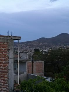 The city of Yuriria GTO Mexico
