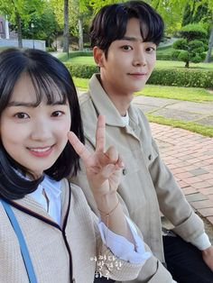 """[Photos] New Behind the Scenes Images Added for the Korean Drama """"Extraordinary You"""" @ HanCinema :: The Korean Movie and Drama Database Drama Korea, Korean Drama, Dr Hannibal Lecter, Boy And Girl Friendship, The Flowers Of Evil, K Drama, Best Kdrama, Kim Sang, Scene Image"""