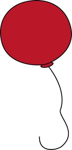Balloon for Letter B