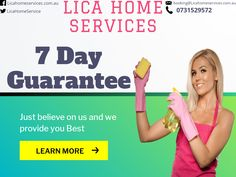 This choose and get an attractive discount with 7 days guarantee. Book now -- 0731529572 The Tenant, We Are A Team, Just Believe, Cleaning Service, Brisbane, Bond, Autumn, Learning, Day