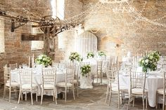 32 Beautiful UK Barn Wedding Venues