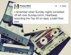 Trying (and failing) to tape the top 40 without the DJ talking over it.   33 Things The Kids Of Today Will Never Understand