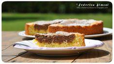 La cucina di Federica: Torta con ricotta e cioccolato