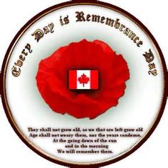remembrance day canada teacher resources