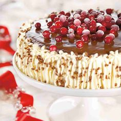 Finnish Recipes, Just Eat It, Yummy Cakes, Vanilla Cake, Sweet Recipes, Raspberry, Recipies, Goodies, Food And Drink