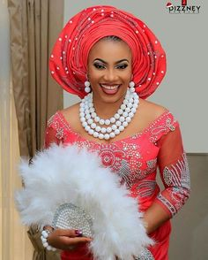 Lovely and Amazing Photos of Traditional Bride - Fashion Ruk African Wedding Attire, African Attire, African Fashion Dresses, African Dress, Nigerian Traditional Wedding, African Fashion Traditional, Traditional Wedding Attire, African Lace Styles, Ankara Styles