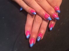 Fashion Transfer Foil Nails - www.justnails.ro