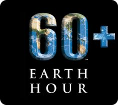 Turn Off the Lights for Earth Hour #earthhour #climatechange