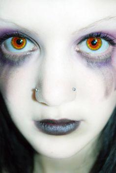 Halloween vampire makeup   #makeup #halloween #vampire www.loveitsomuch.com