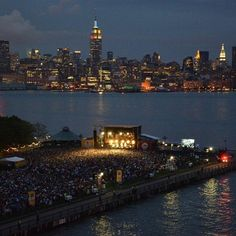 Hoboken New Jersey. I want to go back more than anything!!