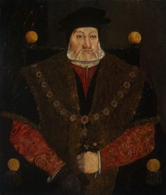 Charles Brandon, 1st Duke of Suffolk, husband of Mary Tudor, brother-in-law of Henry VIII