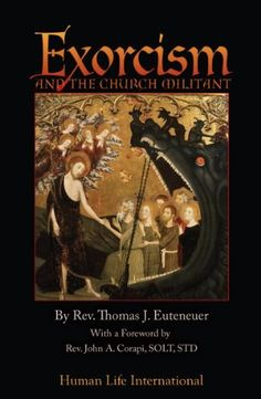 Exorcism and the Church Militant by Rev. Thomas J. Euteneuer, http://www.amazon.com/dp/1559220600/ref=cm_sw_r_pi_dp_seAbrb0871PCH