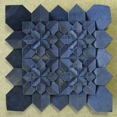 Tessellations: A Brief Theory of Warping Paper | OrigamiUSA