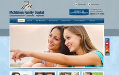 #sesamewebdesign #psds #dental #top-menu #contained #gray #blue #texture #sans