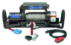 Winch Ramsey QM 8000