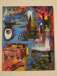 Original Abstract Painting by Vicky Koufodimou Abstract Expressionism, Abstract Art, Original Paintings, Original Art, Surrealism, Buy Art, Saatchi Art, Canvas Art, Colours