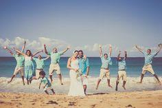 Yatule Beach Wedding #Fiji #Fijiwedding