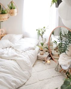 When in doubt, add more plants. And then add a few more. ☁️ @UrbanOutfittersHome #UOHome @caitpoli @delaneypoli