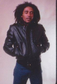 HE... Bob Marley.