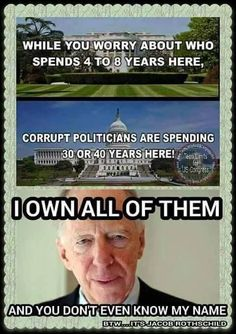 Rothschilds are one of the elites. ❣Julianne McPeters❣ no pin limits