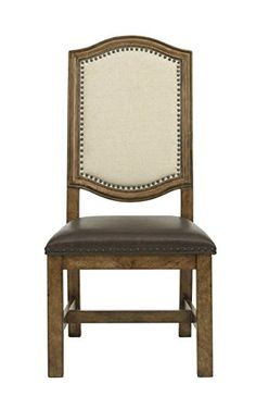 Pulaski American Attitude Wide Frame Side Chair