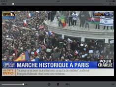Paris France World Together on 11 January 2015 #jesuischarlie #libertexpression #freespeech #paris #france