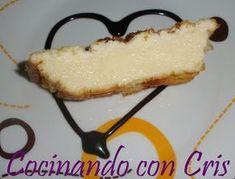 Cocinando con Cris: Tarta de queso Dukan