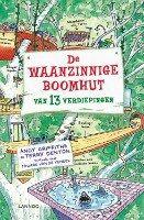 Recensie van Mathilde over Andy Griffiths – De waanzinnige boomhut van 13 verdiepingen (De waanzinnige boomhut 1) (14e recensie) | http://www.ikvindlezenleuk.nl/2016/04/andy-griffiths-de-waanzinnige-boomhut-van-13-verdiepingen-14erecensie/