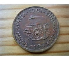 South Africa 50 cents 2013 one year type Dzonga 22mm copper steel coin UNC