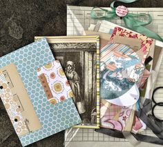 The Jumpstart Journal Package No 8 by rebeccasower on Etsy, $40.00