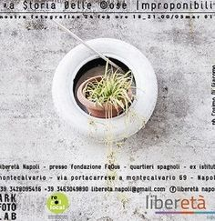 """""""La Storia delle Cose Improponibili"""" è una mostra di fotografia analogica a cura di Cosimo Di Giacomo, in esposizione presso Liberetà Napoli fino al 3 marzo 2017. #mostre #fotografia #Napoli"""