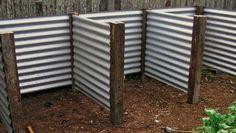 Build your own compost bays | Organic Gardener Magazine Australia