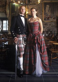 It is settled I need to marry a Scotsmen so I can wear a Scottish wedding dress