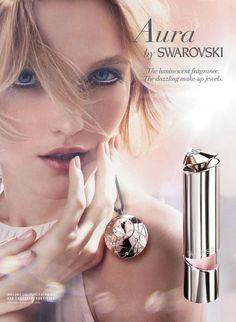 Images de Parfums - Swarovski : Aura by Swarovski