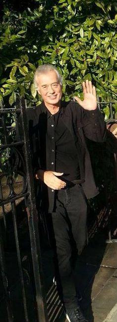 The Legend himself.  http://custard-pie.com/ Jimmy Page, March 6, 2014, London