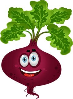 beets Source by sarositimea Fruit And Veg, Fruits And Veggies, Funny Vegetables, Root Vegetables, Vegetable Cartoon, Art For Kids, Crafts For Kids, Funny Fruit, Food Clipart