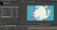 Time_displacement_transition_19  After Effect | Transition | Tutorial | Triangle | Triangular