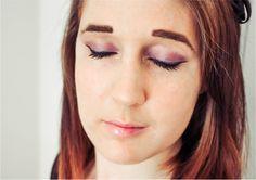 Purple Cateye & a Glossy Lip #makeup #makeupaddict #makeuplook #beauty #beautyblogger #bblog #bblogger #fotd #makeupproducts