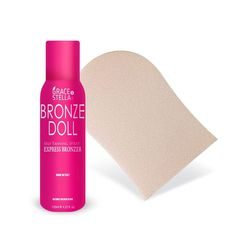 Luxurious Self-Tanning Spray & Free Tanning Mitt