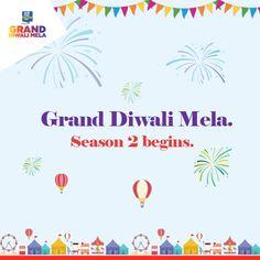 India's largest online Diwali celebration is back. Witness the Grand Diwali Mela on your mobile phone.