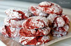 Easy Red Velvet Cookie Recipe Hip2Save