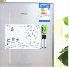 Магнитная доска на холодильник с маркерамиhttp://ali.pub/avo2i