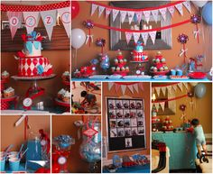 Train Birthday Party | The Im Family