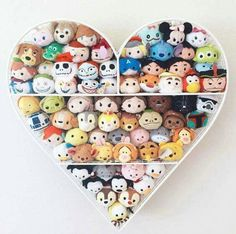 Need. Tsum Tsum wall art