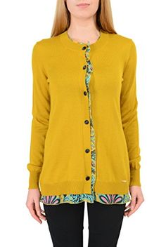 ReneeC. Women's Print Open Front Winter Fashion Cardigan Sweater ...