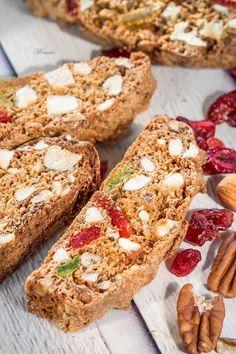 Nut, Almond & Dried-Fruit Biscotti